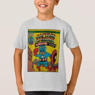 Pop Captain America Comic Cover #193 T-Shirt