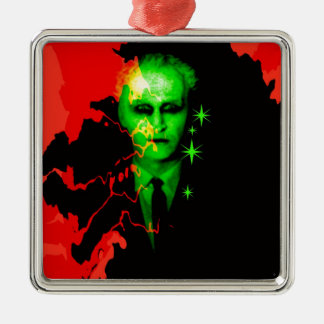 Pop Carnival Soul Metal Ornament