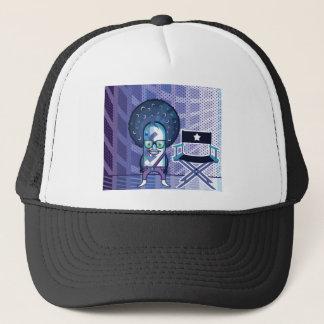Pop Character Movie Director Trucker Hat