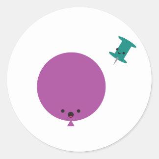 Pop! Classic Round Sticker