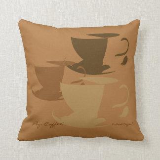 Pop Coffee Pillow
