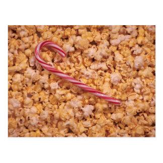 Pop Corn  Candy Postcard