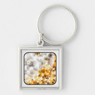 Pop corn key chain