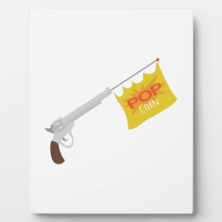 Pop Corn Plaques