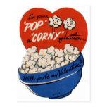 "Pop ""Corny"" Valentine Post Cards"