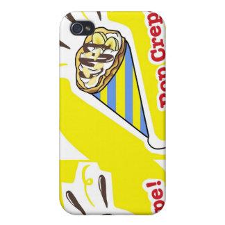 Pop Crepe! iPhone 4/4S Cases