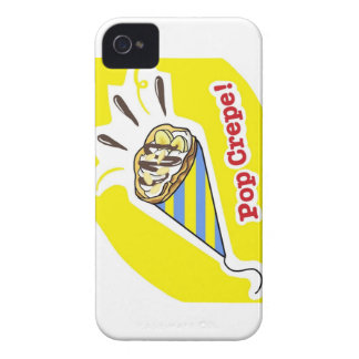Pop Crepe! iPhone 4 Cover
