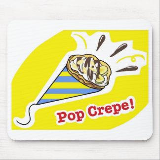 Pop Crepe! Mouse Pad