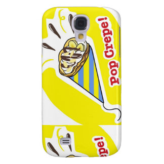 Pop Crepe! Samsung Galaxy S4 Covers
