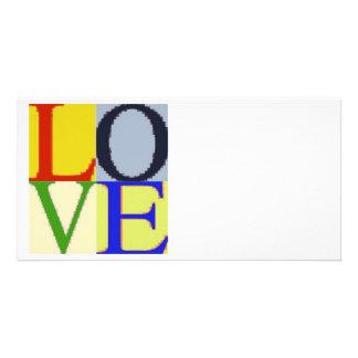 POP CULTURE LOVE PICTURE CARD