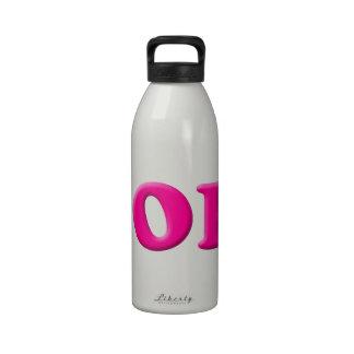 Pop! - design by Dominic Drinking Bottles