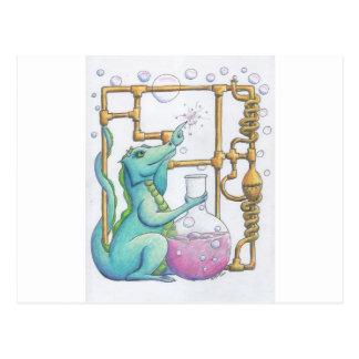 Pop Dragon Postcards
