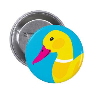 Pop Duck 2 Inch Round Button