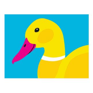 Pop Duck Postcard