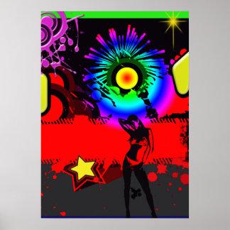 Pop Explosion Print