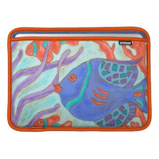 Pop Fish Sleeve For MacBook Air
