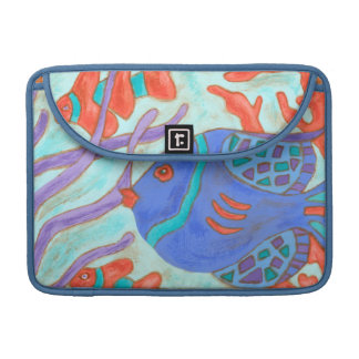 Pop Fish Sleeves For MacBooks