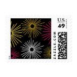 Pop Fizz Postage Stamp