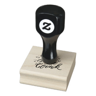 Pop Flizz Clink Personalized rubber stamp