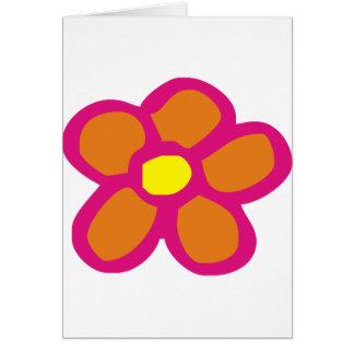 Pop Flower Card