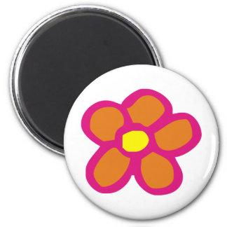Pop Flower Fridge Magnets