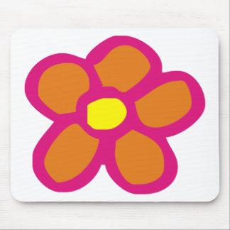 Pop Flower Mouse Pad