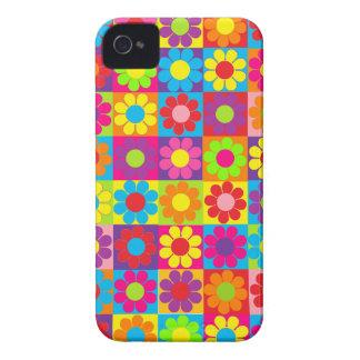 Pop Flower Power Case-Mate iPhone 4 Case