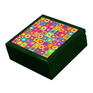 Pop Flower Power Keepsake Box