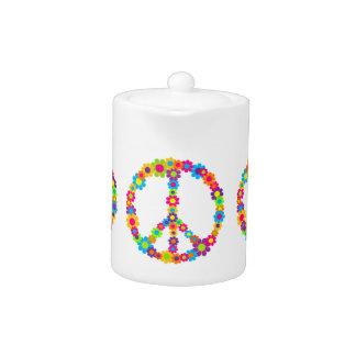 Pop Flower Power Peace