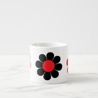 Pop Flower Power Espresso Mugs