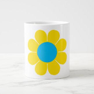 Pop Flower Power Extra Large Mug