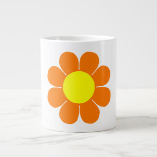 Pop Flower Power Jumbo Mug