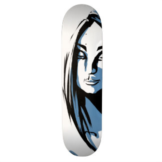 Pop Fuyu Skate Boards