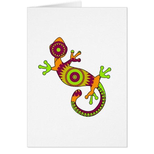 pop gecko card