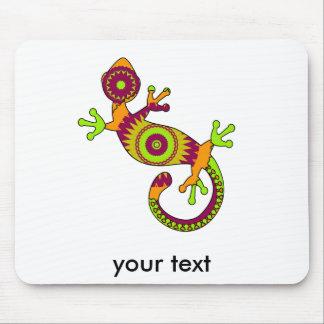 pop gecko mouse pad