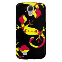Pop Geckos 3 casing Samsung S4 Case