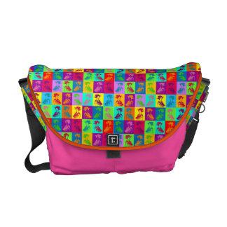 Pop Geishas Commuter Bag