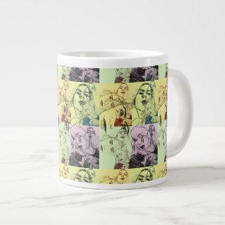 pop giant coffee mug