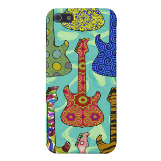 POP GUITARS COVER FOR iPhone SE/5/5s