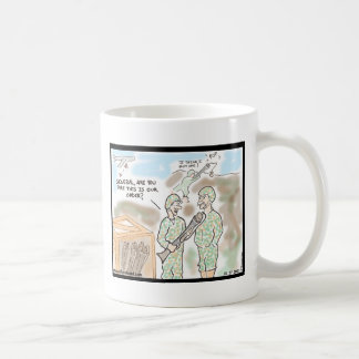 Pop Gun General Coffee Mug