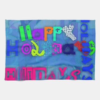 Pop Happy Holidays 2015 - Kitchen Towels