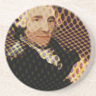 Pop Haydn Beverage Coaster