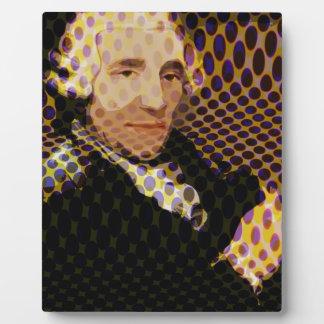 Pop Haydn Display Plaque