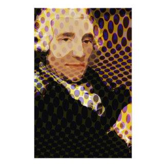 Pop Haydn Stationery Design
