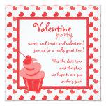 Pop Heart Cupcake Card