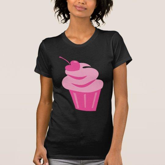 Pop Heart Cupcake T-Shirt