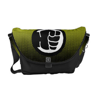 Pop Hulk Icon Messenger Bag