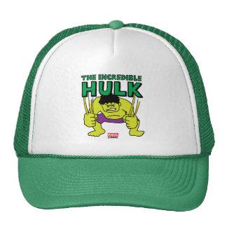 Pop Hulk with Logo Trucker Hat