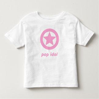 Pop Idol Baby Girls Tee