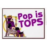Pop is Tops Cards